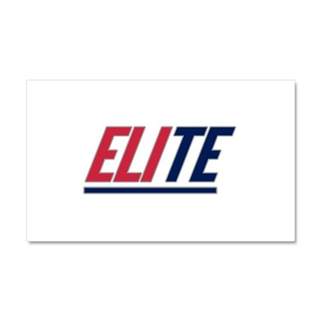ELIte Car Magnet 20 x 12