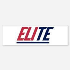 ELIte Bumper Bumper Sticker
