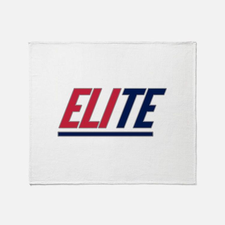 ELIte Throw Blanket