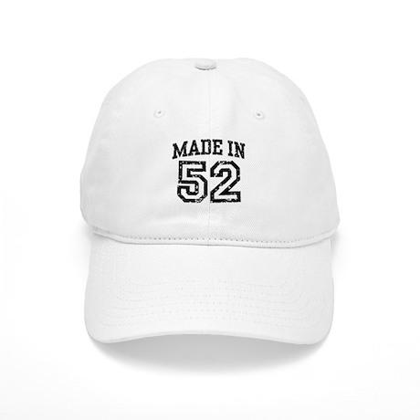 Made in 52 Cap