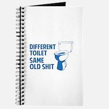Same Old Shit Journal