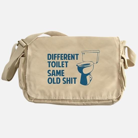 Same Old Shit Messenger Bag