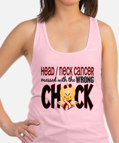 Head Neck Cancer MessedWithWrongC Tank Top