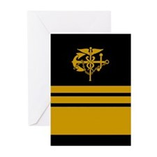 Vice Admiral<BR> Six Greeting Cards