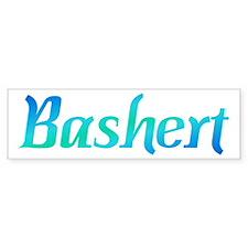 Bashert Bumper Car Sticker