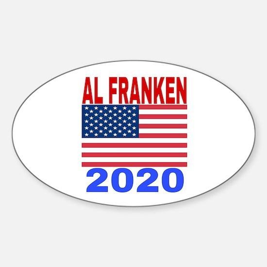 AL FRANKEN 2020 Bumper Stickers