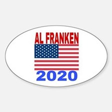 AL FRANKEN 2020 Decal