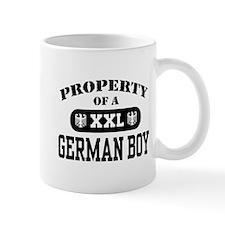 Property of a German Boy Mug