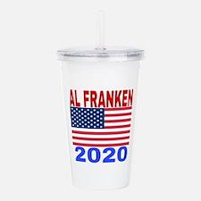 AL FRANKEN 2020 Acrylic Double-wall Tumbler