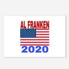 AL FRANKEN 2020 Postcards (Package of 8)