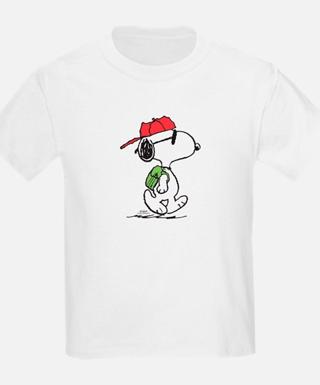Snoopy Backpack T-Shirt
