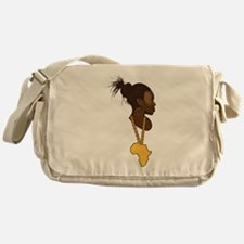 Mother Africa Messenger Bag