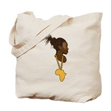 Mother Africa Tote Bag