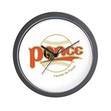 Leones Ponce Wall Clock
