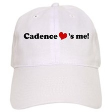 Cadence loves me Baseball Cap