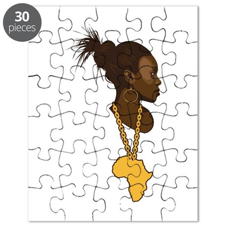 Mother Africa Puzzle