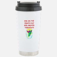 therapists Travel Mug