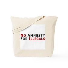 No Amnesty D24 Tote Bag
