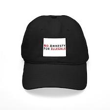 No Amnesty D24 Baseball Hat