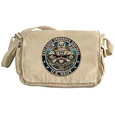 USN Explosive Ordnance Dispos Messenger Bag