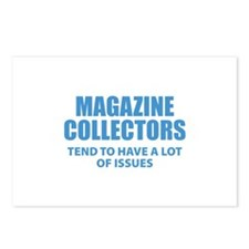 Magazine Collectors Postcards (Package of 8)