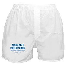 Magazine Collectors Boxer Shorts