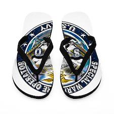 USN Special Warfare Operator Flip Flops