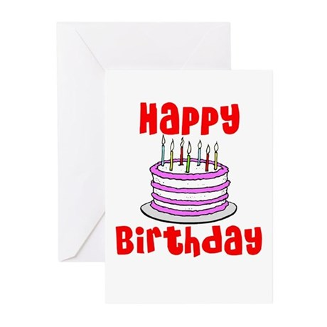 Jackass Birthday Greeting Cards (Pk of 10)