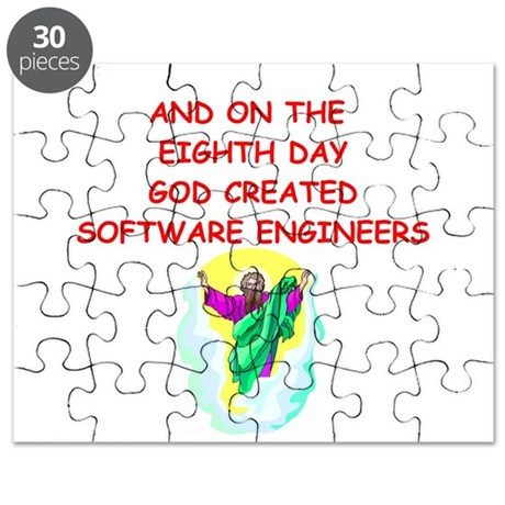 software engineers Puzzle