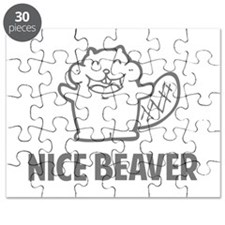 Nice Beaver Puzzle