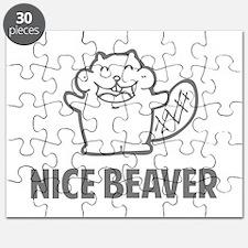 Nice Beaver Puzzle