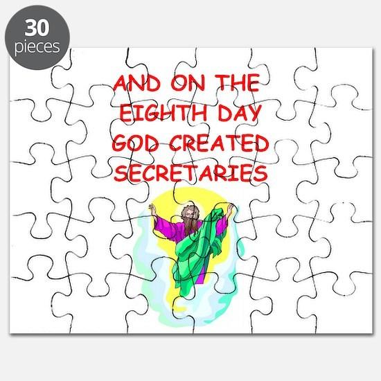 secretaries Puzzle