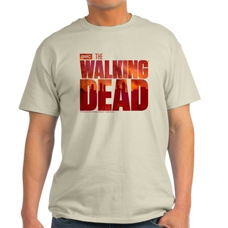 The Walking Dead Blood Logo T-Shirt
