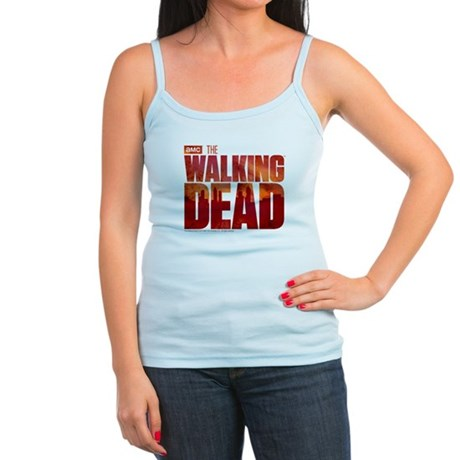 The Walking Dead Blood Logo Jr. Spaghetti Tank