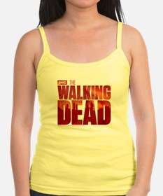 The Walking Dead Blood Logo Jr.Spaghetti Strap