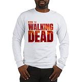 Zombie Long Sleeve T Shirts