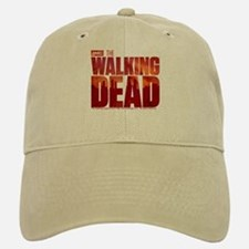 The Walking Dead Blood Logo Baseball Baseball Cap