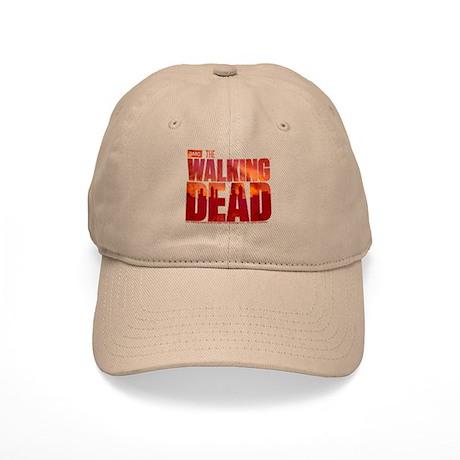 The Walking Dead Blood Logo Cap