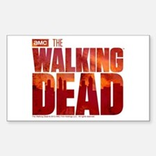 The Walking Dead Blood Logo Decal
