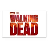 The walking dead daryl Bumper Stickers