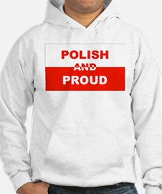 Polish And Proud Hoodie