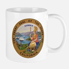 Seal of California Mug