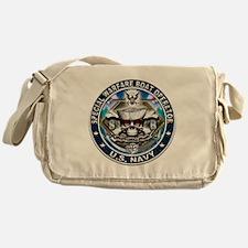 USN Special Warfare Boat Oper Messenger Bag