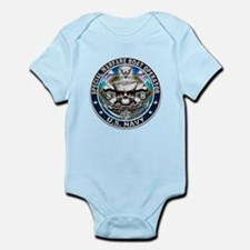 USN Special Warfare Boat Oper Infant Bodysuit