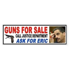 GET FURIOUS Bumper Sticker