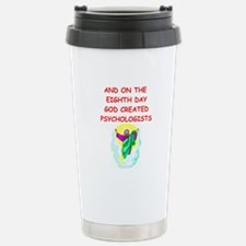 psychology Travel Mug