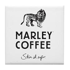 Marley Coffee Tile Coaster