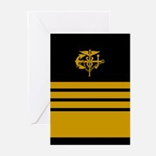 USPHS Admiral<BR> Six Greeting Cards