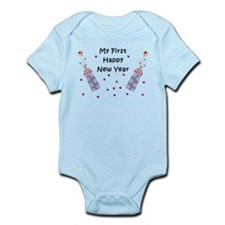 Baby's First New Year Infant Bodysuit