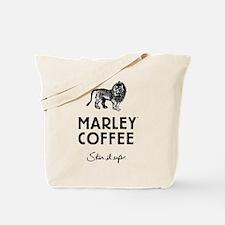 Marley Coffee Tote Bag